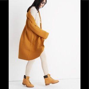 Madewell Sweaters - Madewell rivington sweater coat BNWT XS